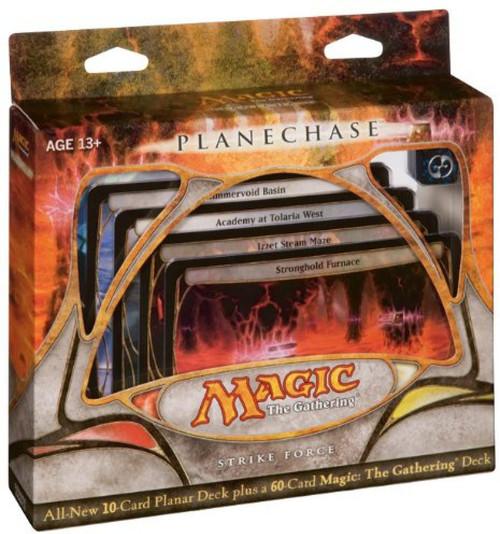 MtG Planechase Strike Force Theme Deck [Sealed Deck]