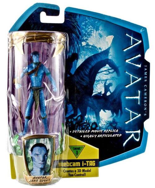 James Cameron's Avatar Avatar Jake Sully Action Figure [Na'Vi Avatar]