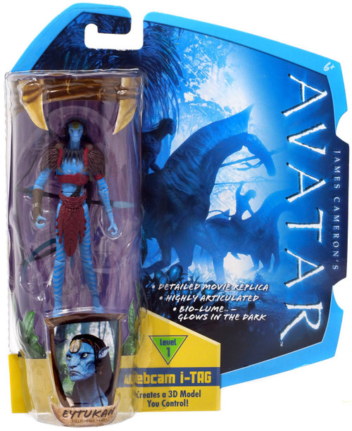 James Cameron's Avatar Eytukan Action Figure