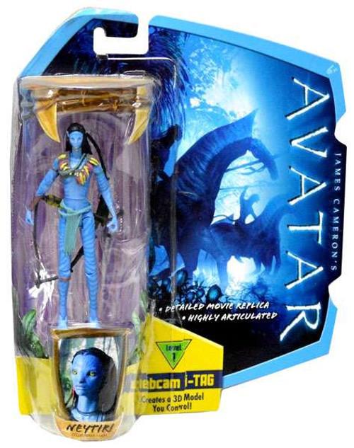 James Cameron's Avatar Neytiri Action Figure
