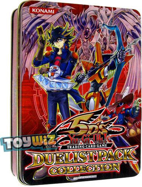 YuGiOh 5D's 2010 Collector Tin Duelist Pack Collector Tin [Sealed]