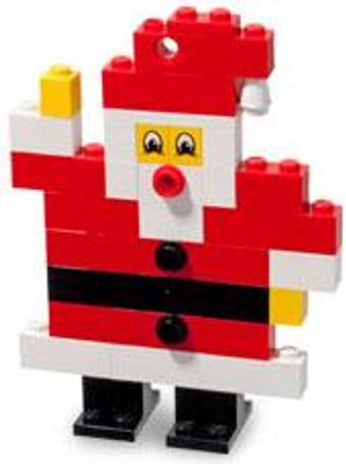 LEGO Santa Claus Mini Set #40001 [Bagged]