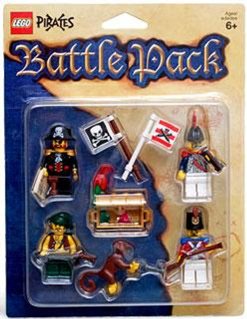 LEGO Pirates Battle Pack Set #852747
