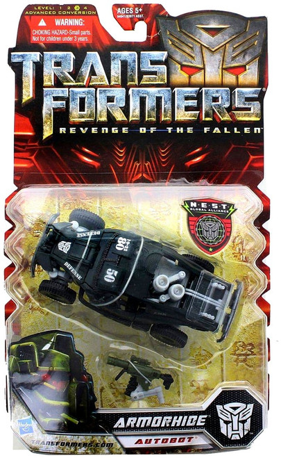 Transformers Revenge of the Fallen Armorhide Deluxe Action Figure