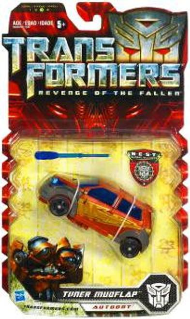 Transformers Revenge of the Fallen Tuner Mudflap Deluxe Action Figure