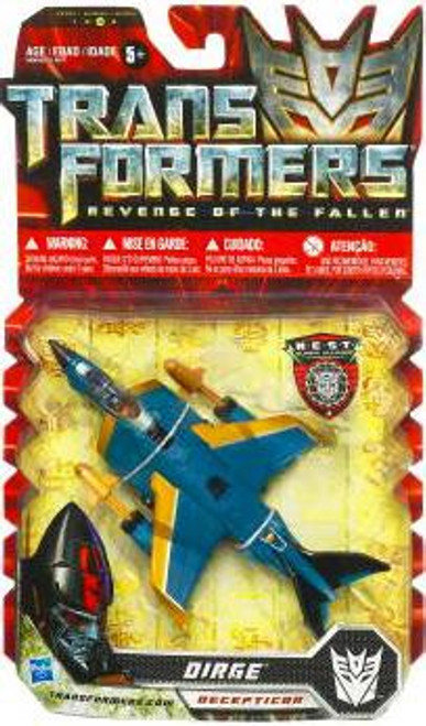 Transformers Revenge of the Fallen Dirge Deluxe Action Figure