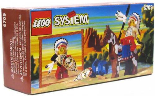 LEGO System Wild West Tribal Chief Set #6709