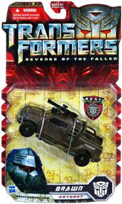 Transformers Revenge of the Fallen Brawn Deluxe Action Figure