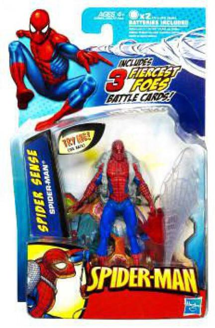 Spider-Man 2010 Spider Sense Spider-Man Action Figure