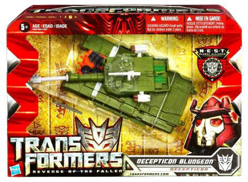 Transformers Revenge of the Fallen Decepticon Bludgeon Voyager Action Figure