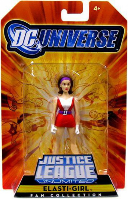 DC Universe Justice League Unlimited Fan Collection Elasti-Girl Exclusive Action Figure