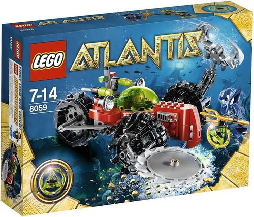 LEGO Atlantis Seabed Scavenger Set #8059