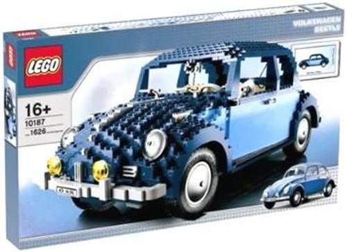 LEGO Volkswagen Beetle Set #10187