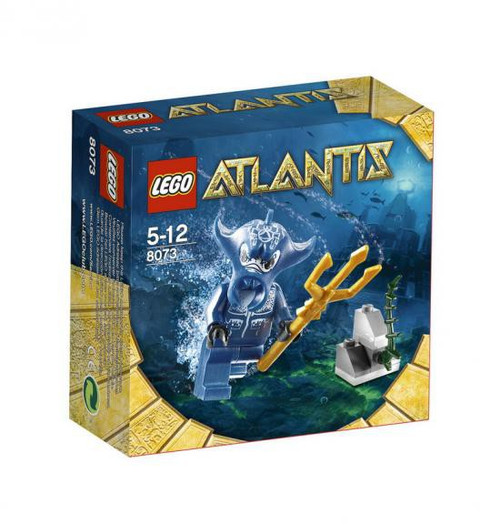 LEGO Atlantis Manta Warrior Set #8073