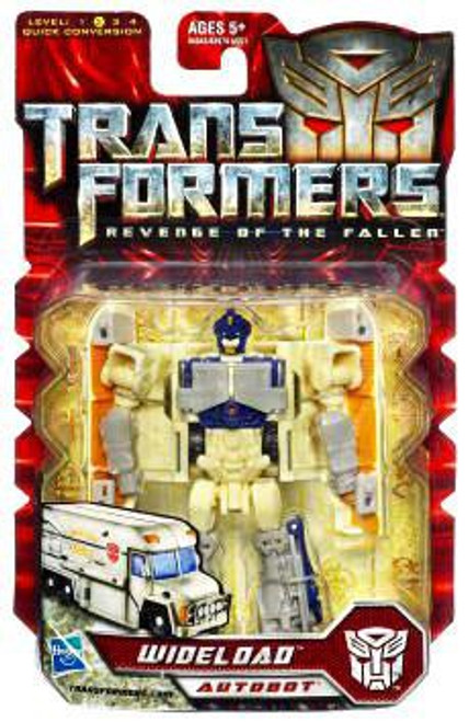 Transformers Revenge of the Fallen Wideload Scout Action Figure
