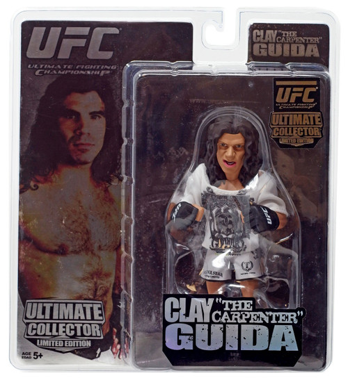 UFC Ultimate Collector Series 1 Clay Guida Action Figure [Limited Edition]