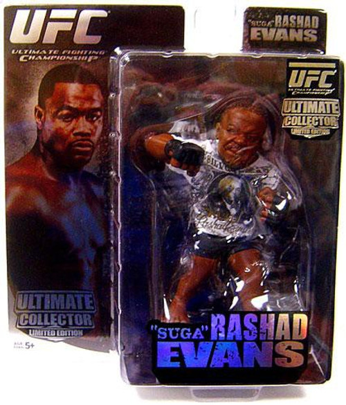 UFC Ultimate Collector Series 1 Rashad Evans Action Figure [Limited Edition]