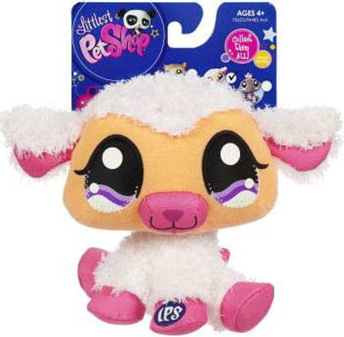 Littlest Pet Shop Lamb 5-Inch Plush