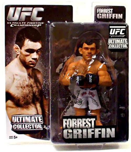 UFC Ultimate Collector Series 2 Forrest Griffin Action Figure