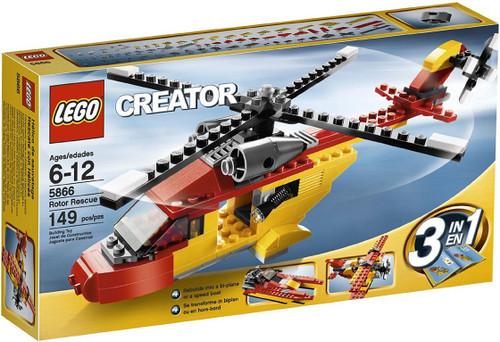LEGO Creator Rotor Rescue Set #5866