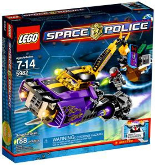 LEGO Space Police Smash N' Grab Set #5982