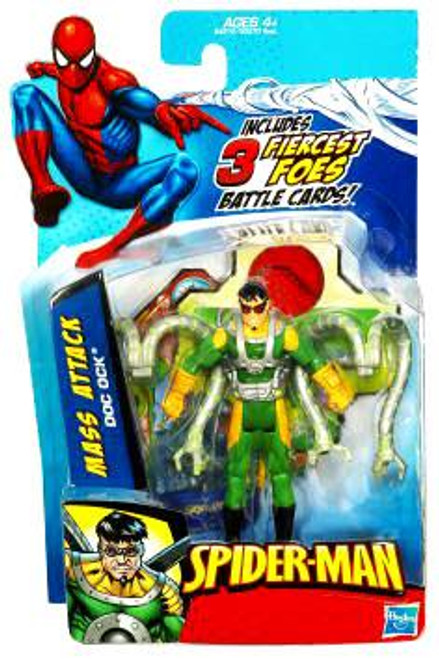 Spider-Man 2010 Mass Attack Doc Ock Action Figure