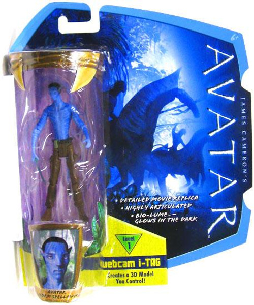 James Cameron's Avatar Avatar Norm Spellman Action Figure [No Shirt]