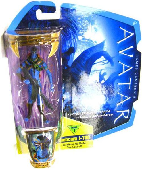 James Cameron's Avatar Avatar Jake Sully Action Figure [Final Battle Warrior]