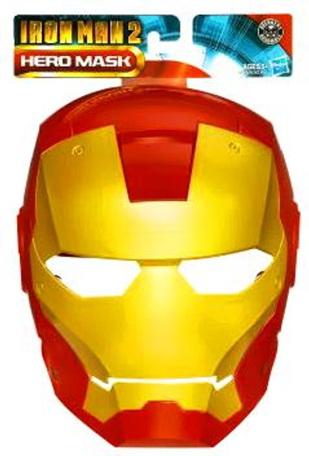 Iron Man 2 Iron Man Hero Mask