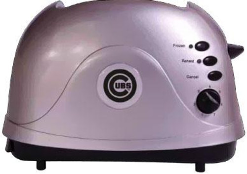 MLB ProToast Retro Chicago Cubs Toaster [Damaged Package]