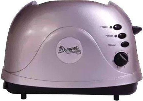 MLB ProToast Retro Atlanta Braves Toaster