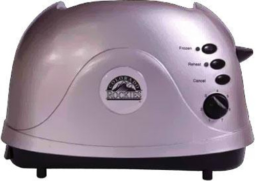 MLB ProToast Retro Colorado Rockies Toaster