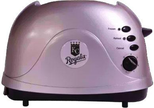 MLB ProToast Retro Kansas City Royals Toaster