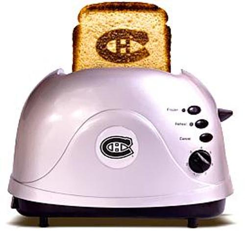 NHL ProToast Retro Montreal Canadiens Toaster