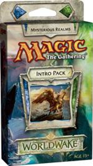 MtG Worldwake Mysterious Realms Intro Pack