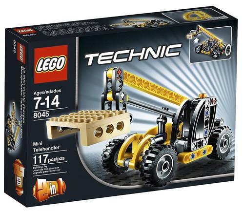 LEGO Technic Mini Telehandler Set #8045