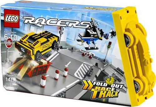 LEGO Racers Fold Out Race Tracks Chopper Jump Set #8196