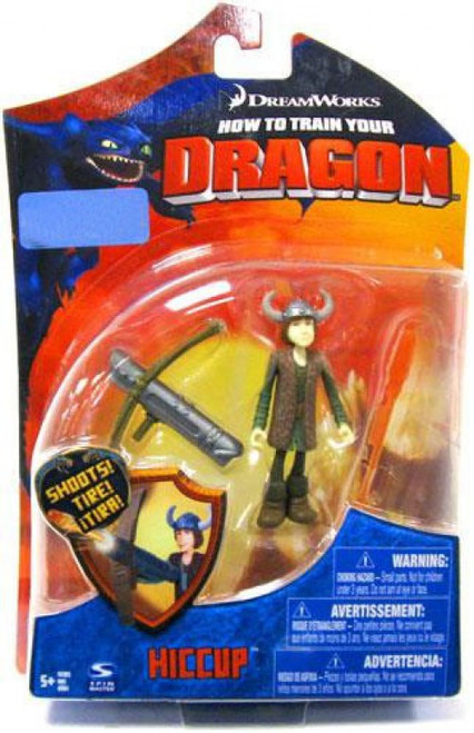How to Train Your Dragon Series 1 Hiccup Exclusive Action Figure