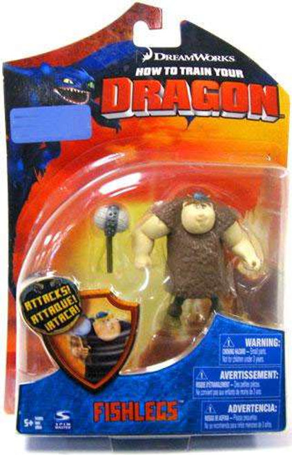 How to Train Your Dragon Series 1 Fishlegs Exclusive Action Figure
