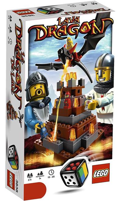 LEGO Games Lava Dragon Board Game #3838