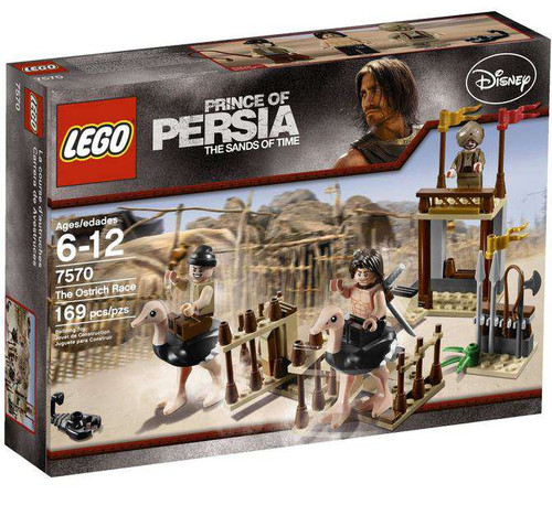 LEGO Prince of Persia Ostrich Race Set #7570