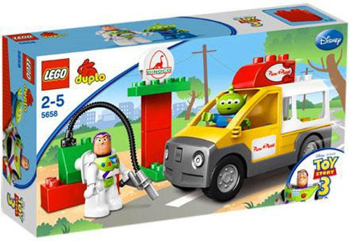 LEGO Duplo Toy Story 3 Pizza Planet Truck Set #5658