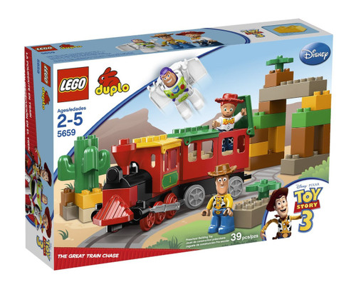 LEGO Duplo Toy Story 3 Great Train Chase Set #5659