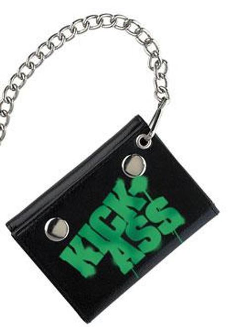 Kick-Ass Wallet [Green Logo]