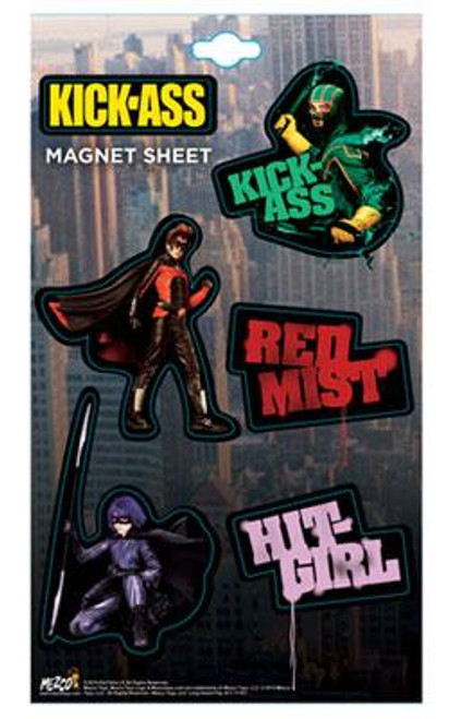 Kick-Ass Magnet