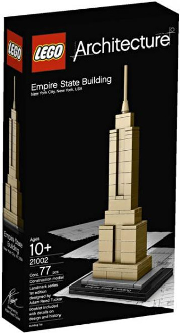 LEGO Architecture Empire State Building Set #21002