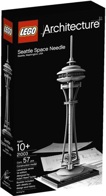 LEGO Architecture Seattle Space Needle Set #21003