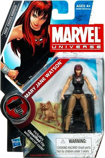 Marvel Universe Series 9 Mary Jane Watson Action Figure #23