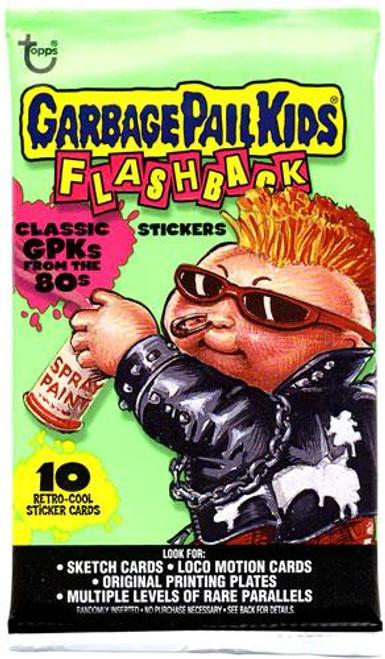 Garbage Pail Kids Flashback Series 1 Complete Set