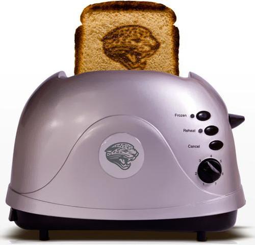 NFL ProToast Retro Jacksonville Jaguars Toaster